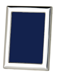 B Series – Classic plain rectangle silver gift