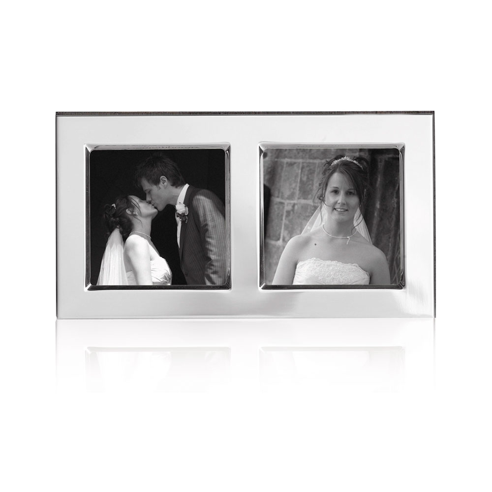 Silver Photo Frames - Hallmarked sterling silver gifts