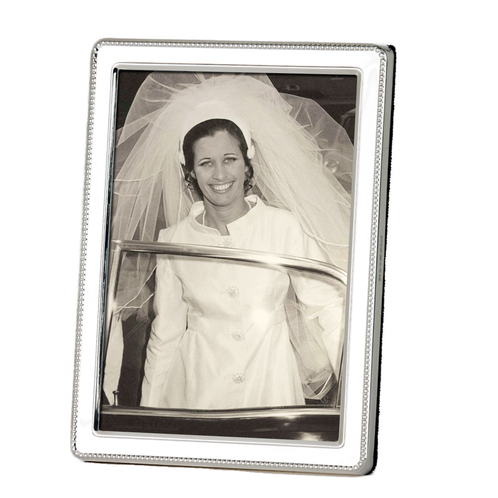 D Series - Silver Photo Frames