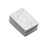 KSB1 Series - Engraved Rectangular Keepsake Box