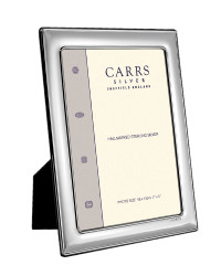S Series – Classic rectangular mahogany backed photo frame
