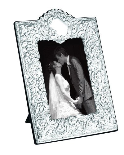 db0f24b83a0 Silver Photo Frames - Hallmarked sterling silver gifts